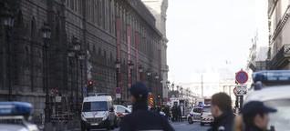 Louvre-Attacke: Neuer Schock für terrorgeplagtes Frankreich