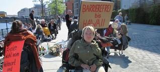 Menschen mit Behinderung fordern Solidarität
