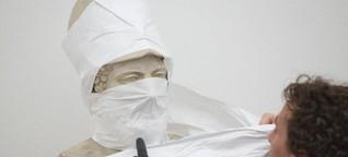 Liebieghaus in Frankfurt: Antike Skulpturen im Liebieghaus