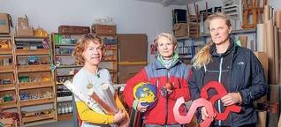 Zehn Jahre Wiederverwertung in Pankow