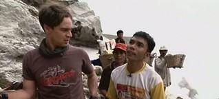 Galileo - Schwefelträger von Indonesien