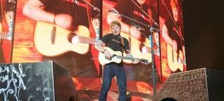 Ed Sheeran, mal Underdog, mal Junge von nebenan