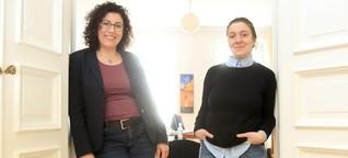 Zwei Schwester wollen mit Verlag in der Türkei etwas bewegen