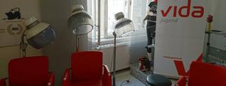 Leben mit Mindestsicherung: Tag 16 - Beim Frisör