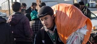 Turkish opposition criticizes refugee plan with EU