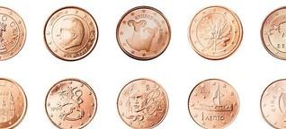 Schluss mit Kleingeld: Italien will kleine Cent-Stücke abschaffen