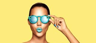 Snapchat-Brille lockt beim Start in Berlin nur wenige Käufer  - morgenpost.de