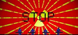 Rückblende: Kraftwerk in der Frankfurter Jahrhunderthalle - Spex Magazin