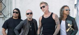 Metallica: Status quo war groß in den Achtzigern