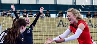 Volleyball Bundespokal in Wiesbaden gestartet