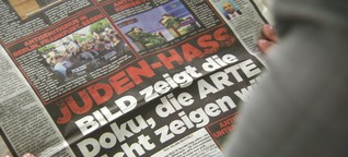 Antisemitismus-Doku: Zensurvorwurf an Sender