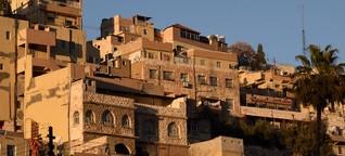 Journalistenaustausch Jordan Times (Amman)