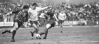 "L'histoire du "" penalty de la honte "" (Footballski)"