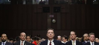 Trump vs. Comey: High Noon in Washington