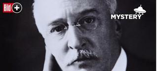 Mord oder Suizid? BILD sprach mit Urenkelin - Der mysteriöse Tod von Rudolf Diesel