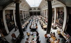 Bibliotheken: Vom Büchertempel zum Begegnungsort