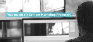 Content Marketing auf den Punkt gebracht
