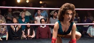 "Netflix-Serie GLOW: ""Butts 'n' Boobs in Glitter!"""