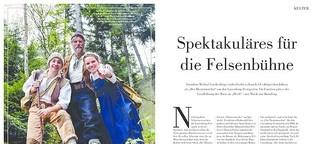 Luisenburg-Festspiele: Spektakuläres für die Felsenbühne