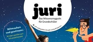 Juri: Wissensmagazin für Kinder