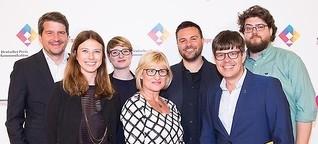 Shorlist beim Deutschen Preis für Onlinekommunikation