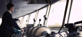 Schifffahrt: Deutsche Seefahrer sitzen an Land fest