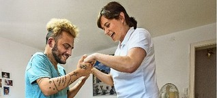 Kinderpalliativteam in Stuttgart: Gionatan will leben