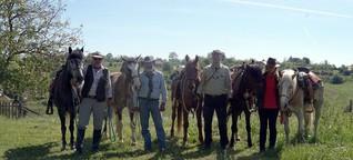 Erlösung durch Pferdeschweiß