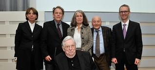 Rudolf-Stilcken-Preis: Kultur als Teil der Menschwerdung