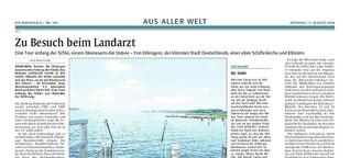 Die Schlei - Deutschlands schönster Fjord