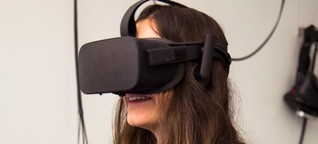 "Wie ""Darth Vader"" mich in der Virtual Reality sexuell belästigt hat"