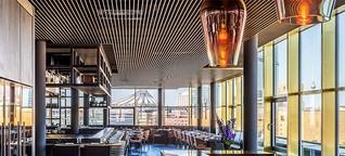 Golvet in Berlin: Restaurant und Bar über den Dächern der Stadt
