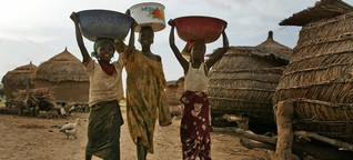 Warum Frauen öfter Hunger leiden als Männer