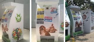 Design-Idee: Hundefutter aus dem Automaten