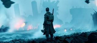 Stell dir vor, es ist Krieg, und du bist mittendrin - Kritik zu Dunkirk