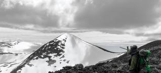 Erstbesteigung des Birch Mountain: Hinein in die kanadische Wildnis!