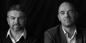 """Holger Volland und Markus Gogolin:  """"Alle haben Bock auf ein eigenes Buch."""""""