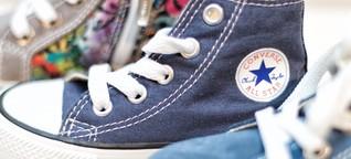 Schuhe der Zukunft: Sneakers aus Pflanzen