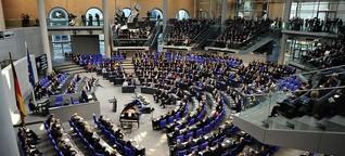Studie: Kommen nur Reiche in den Bundestag? | MDR Aktuell