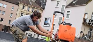Deutschlandweit einmaliger Pumptrack entsteht in Hagen