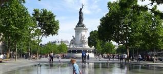 Paris schafft Platz für Flaneure