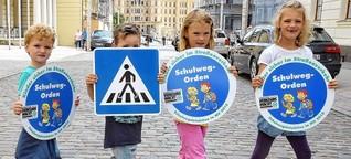 Schulorden MV: Orden für Verkehrserziehung   svz.de