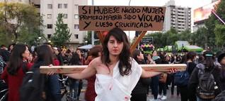 Wenn Machos zu Mördern werden: Chiles Feministinnen empören sich über Frauenmorde