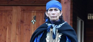 Aktivistin oder Terroristin? Die politische Verfolgung von Francisca Linconao