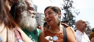 Chile - Neue Bürgerbewegung prägt den Wahlkampf ums Präsidentenamt