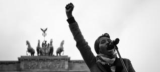 Ich bleibe nicht still: Frauen und feministische Aktionen