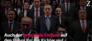 Was würde die türkische Verfassungsänderung bewirken?
