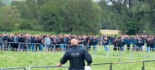 Rechtsrock in Brandenburg: Zunahme von Nazi-Konzerten befürchtet - Nachrichten aus Brandenburg und Berlin