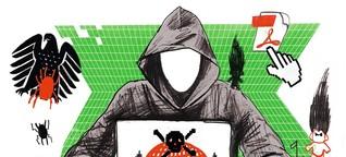 Gehackte Daten aus dem Bundestag: Im Visier der Cyberkrieger