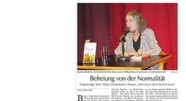 Rezension von Birgit Vanderbekes neuem Roman